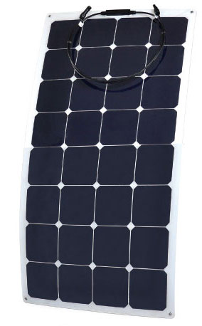 Portable Solar Panel Opened